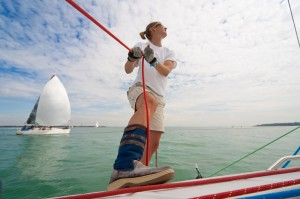 It's your duty as captain to adjust the sails and push your way through leadership team doldrums.